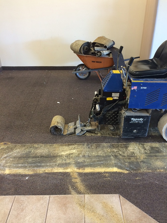Carpet Removal Florida
