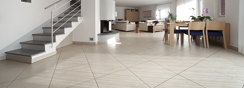 3 Reasons Your Tile Floor is Uneven | Speedy Floor Removal