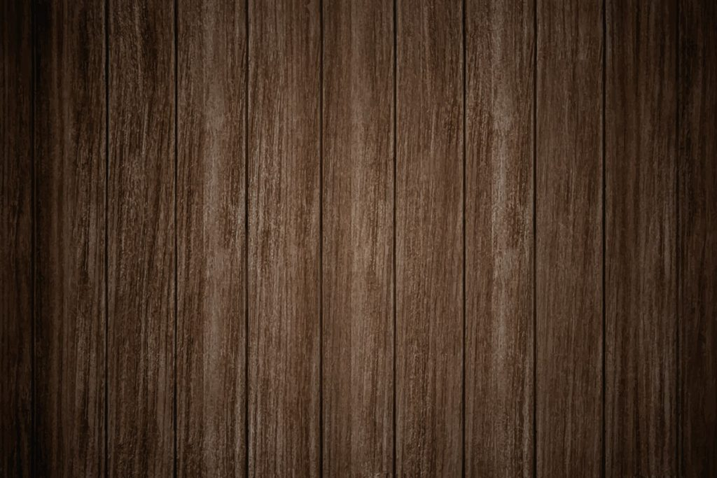 dark brown hardwood floor